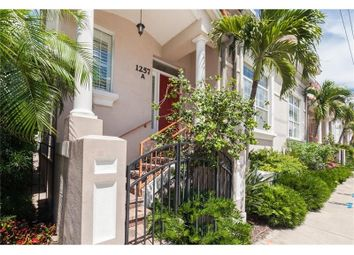 Thumbnail 2 bed town house for sale in 1257 Fruitville Rd #A1, Sarasota, Florida, 34236, United States Of America