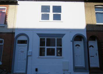 Thumbnail 1 bed duplex to rent in Norton Road, Kingsthorpe, Northampton