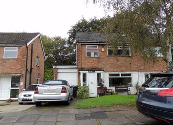 Thumbnail 3 bed semi-detached house for sale in Harden Drive, Breightmet, Bolton