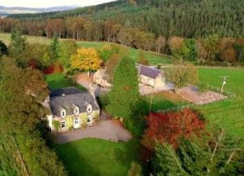 Thumbnail 6 bed detached house to rent in Dess, Aboyne