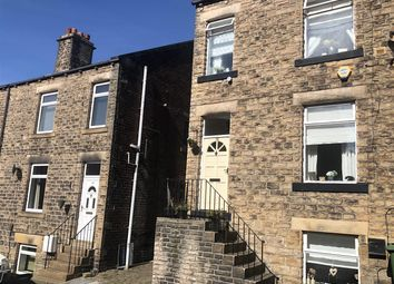 Thumbnail 1 bedroom end terrace house for sale in Bank Street, Mirfield
