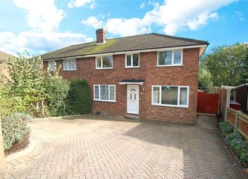 Thumbnail 6 bedroom semi-detached house for sale in St. Saviours Road, Reading, Berkshire