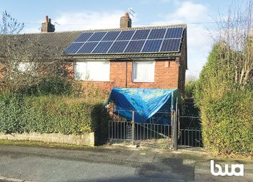Thumbnail 3 bed semi-detached house for sale in 3 Warwick Close, Kidsgrove, Stoke-On-Trent