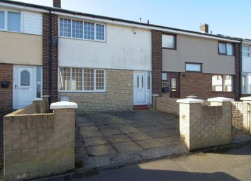 Thumbnail 2 bed terraced house for sale in Glendale, Amble, Morpeth