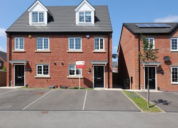 Thumbnail 3 bed semi-detached house for sale in Tissington Drive, Rotherham