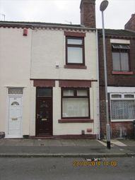 Thumbnail 1 bedroom terraced house to rent in Hollings Street, Stoke On Trent