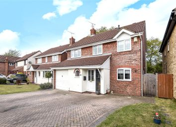 Thumbnail 4 bed property for sale in Turnstone Close, Winnersh, Wokingham, Berkshire