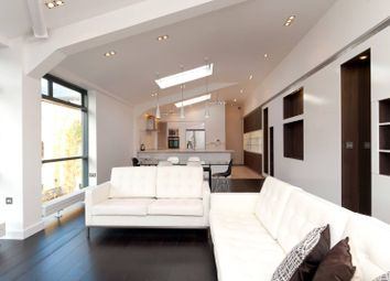 Thumbnail 3 bed flat to rent in Kingswood Road, Belsize Park