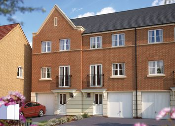 "Thumbnail 3 bed end terrace house for sale in ""The Latimer II"" at Manorville Road, Hemel Hempstead"