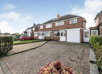3 bed semi-detached house for sale in Elmwood Road, Sutton Coldfield, Birmingham, West Midlands B74