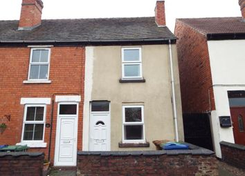 Thumbnail 2 bedroom property for sale in New Street, Bridgtown, Cannock, Staffordshire