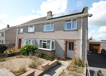 Thumbnail 3 bed property to rent in Dunstone View, Plymstock, Plymouth, Devon