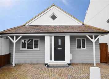 Thumbnail 3 bed detached bungalow for sale in Leigh Hall Road, Leigh-On-Sea, Essex