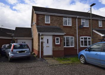 Thumbnail 3 bed semi-detached house to rent in Dukes Way, Tewkesbury, Gloucestershire