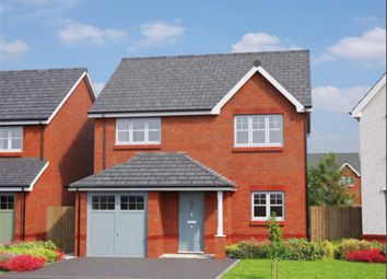 Thumbnail 3 bed detached house for sale in The Beaumont, Erddig Place, Wrexham