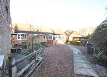 Thumbnail 2 bed detached bungalow to rent in Naburn, York