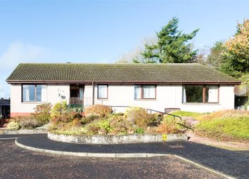 Thumbnail 5 bed detached bungalow for sale in Sidlaw Crescent, Alyth, Blairgowrie