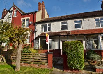 Thumbnail 3 bed terraced house to rent in Nunroyd Road, Moortown, Leeds