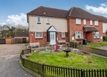 Thumbnail 2 bed end terrace house for sale in Walnut Close, Brandon
