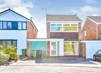 Thumbnail 3 bed detached house for sale in Daffodil Road, Orchard Hills, Walsall