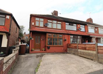 Thumbnail 2 bed end terrace house for sale in Selkirk Road, Chadderton, Oldham