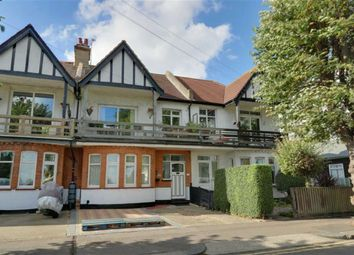 Thumbnail 2 bed flat for sale in Kensington Road, Southchurch Village, Essex