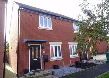 2 bed semi-detached house for sale in Rookery Close, Sapcote, Leicester LE9