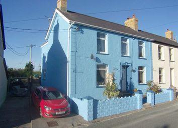 Thumbnail 4 bed semi-detached house for sale in Saron, Llandysul