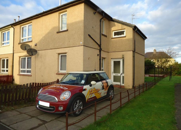 Thumbnail 2 bed flat to rent in Carmuirs Avenue, Camelon, Falkirk FK1,