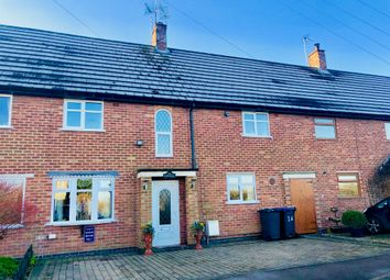 Thumbnail 3 bed terraced house for sale in Sparkenhoe, Newbold Verdon, Leicester