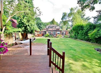 Thumbnail 5 bed detached house for sale in Pine Tree Hill, Woking