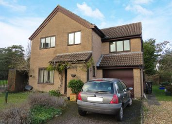 Thumbnail 4 bed detached house for sale in Shaw Drive, Wareham