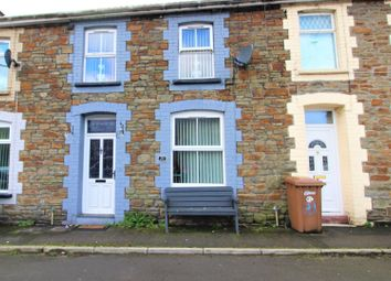 3 bed terraced house for sale in Park Terrace, Senghenydd, Caerphilly CF83