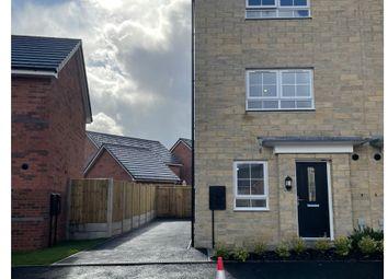 Thumbnail 3 bed semi-detached house to rent in Henbury Gardens, Stretton Warrington
