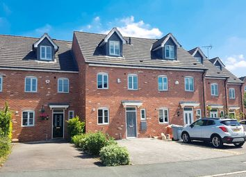Thumbnail 4 bedroom town house to rent in Talbot Way, Stapeley, Nantwich