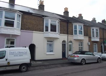 Thumbnail 2 bed terraced house to rent in Gilford Road, Deal