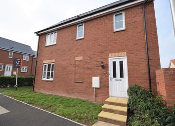 Thumbnail 3 bedroom semi-detached house for sale in Mead Cross, Cranbrook, Exeter