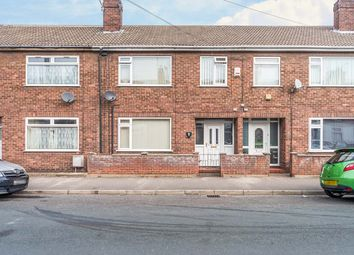 Thumbnail 3 bed terraced house for sale in Wynburg Street, Hull