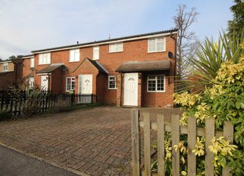 Thumbnail 1 bedroom end terrace house to rent in Crofton Close, Bracknell