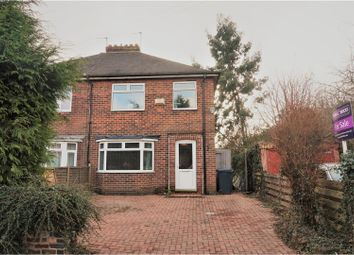 Thumbnail 3 bedroom semi-detached house for sale in New Vale Road, Nottingham