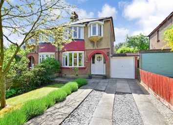 3 bed semi-detached house for sale in Grange Way, Rochester, Kent ME1