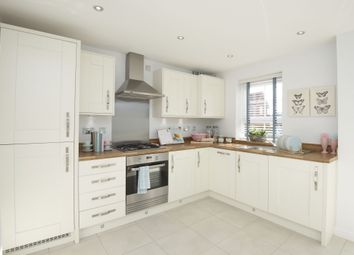 "Thumbnail 3 bed semi-detached house for sale in ""Finchley"" at Weddington Road, Nuneaton"