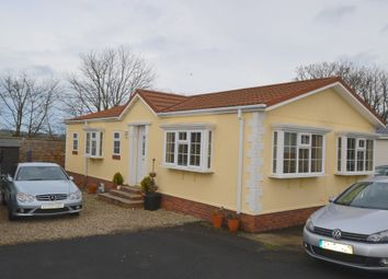 Thumbnail 3 bed mobile/park home for sale in Ord House Country Park, East Ord, Berwick-Upon-Tweed, Northumberland