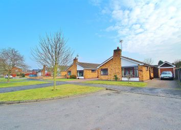 Thumbnail 3 bed bungalow for sale in Bracken Dale, East Goscote, Leicestershire