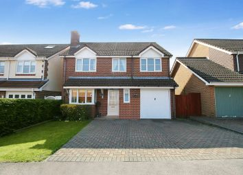 Thumbnail 5 bedroom detached house for sale in Sampan Close, Warsash, Southampton