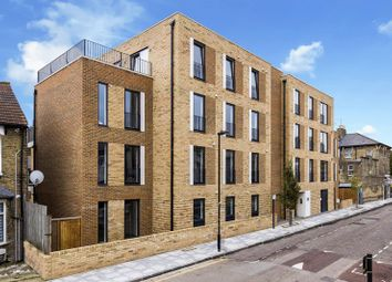 Thumbnail 2 bed flat for sale in Woodside Apartments, Canning Crescent, London