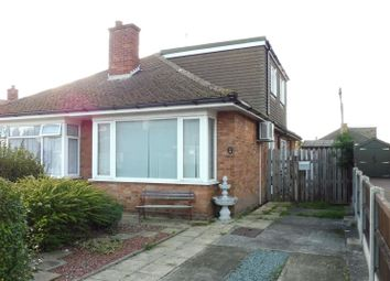 Thumbnail 2 bed bungalow for sale in Roman Way, Caister-On-Sea, Great Yarmouth, Norfolk