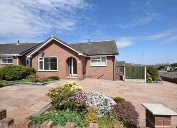 Thumbnail 3 bed detached bungalow for sale in The Copse, North Featherstone, Pontefract