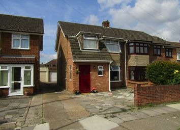 Thumbnail 3 bed property for sale in Gray Gardens, Rainham