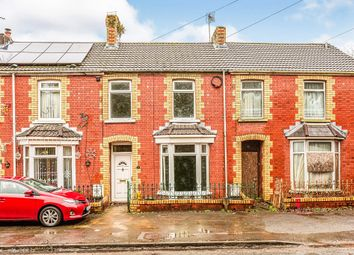 Thumbnail 3 bed terraced house for sale in Maesteg Road, Tondu, Bridgend